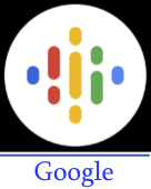 Logo  Groong channel on Google Podcasts
