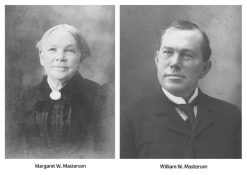 Margaret and William Masterson