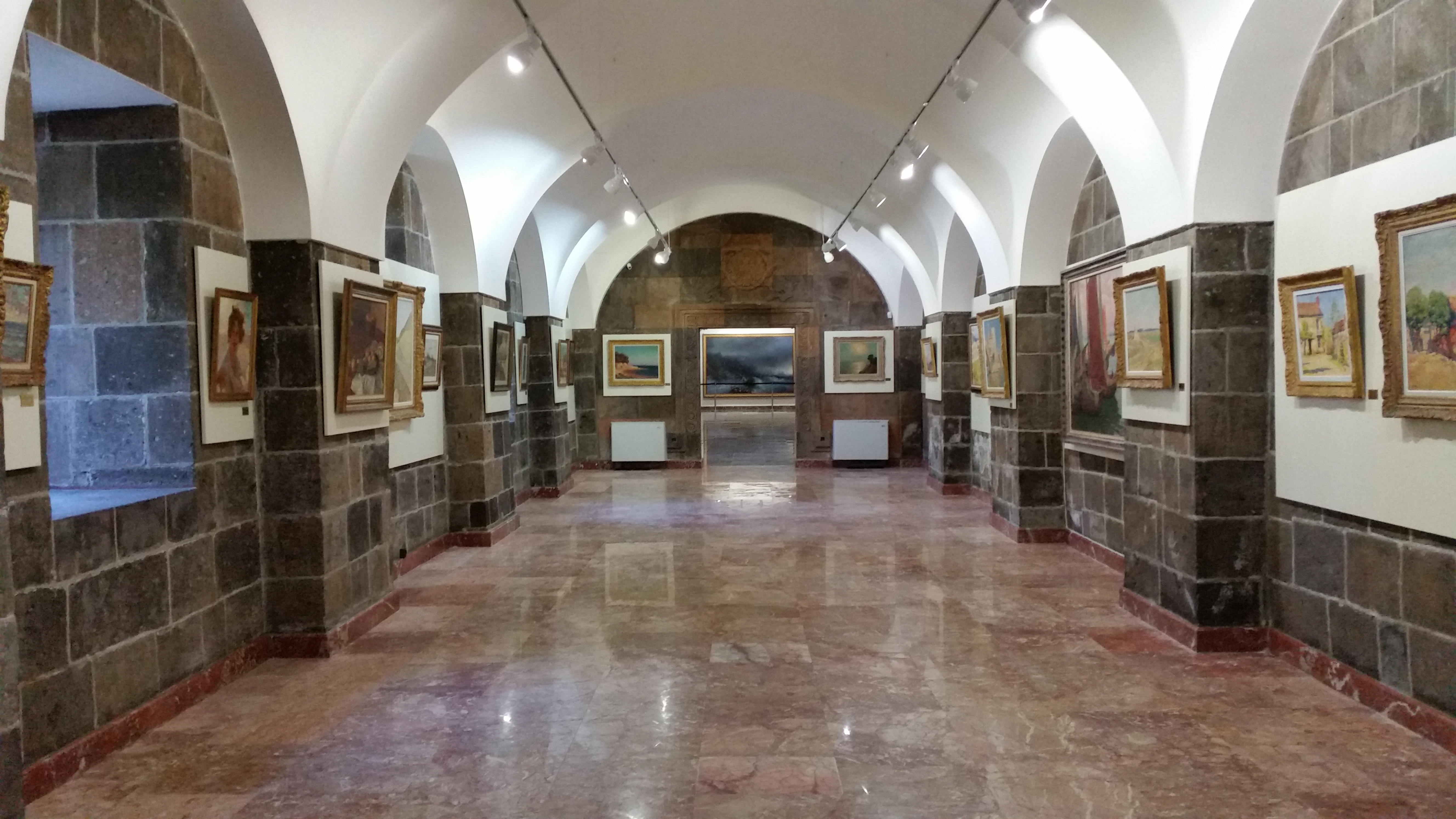 First Hall - Ruben Sevag Museum